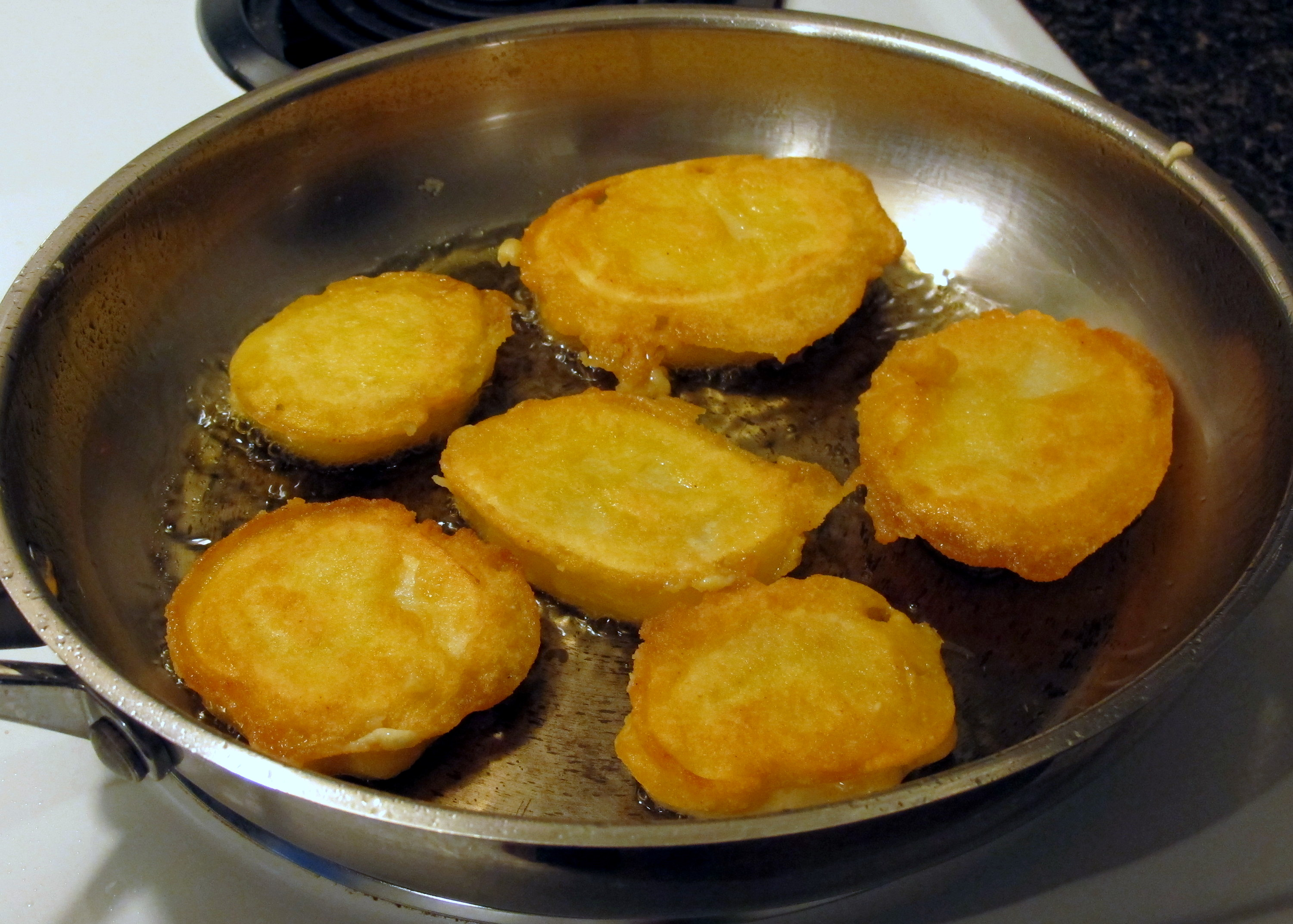 Place The Finished Potato Cakes Onto A Plate Covered With Paper Toweling Or A Cooling Rack Over Paper Toweling If You Have One