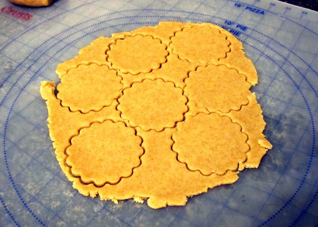 how to cook shortbread pastry