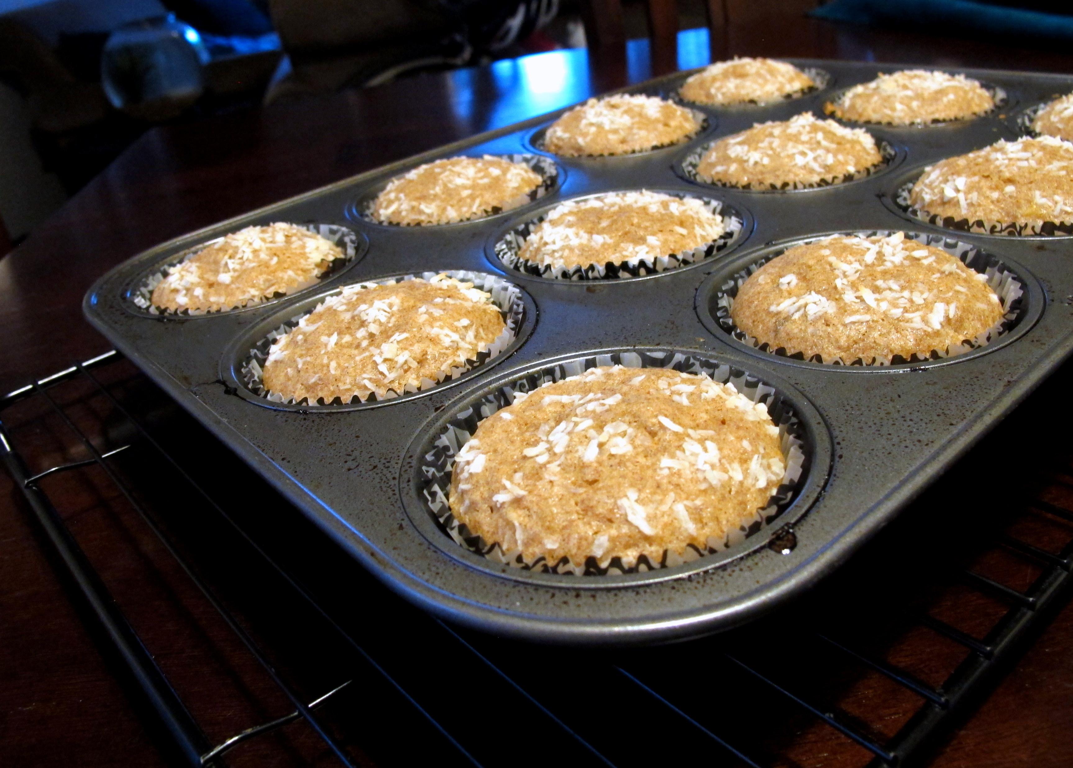 Banana Nut Muffins Fodmap Fructose Friendly Amp Gluten