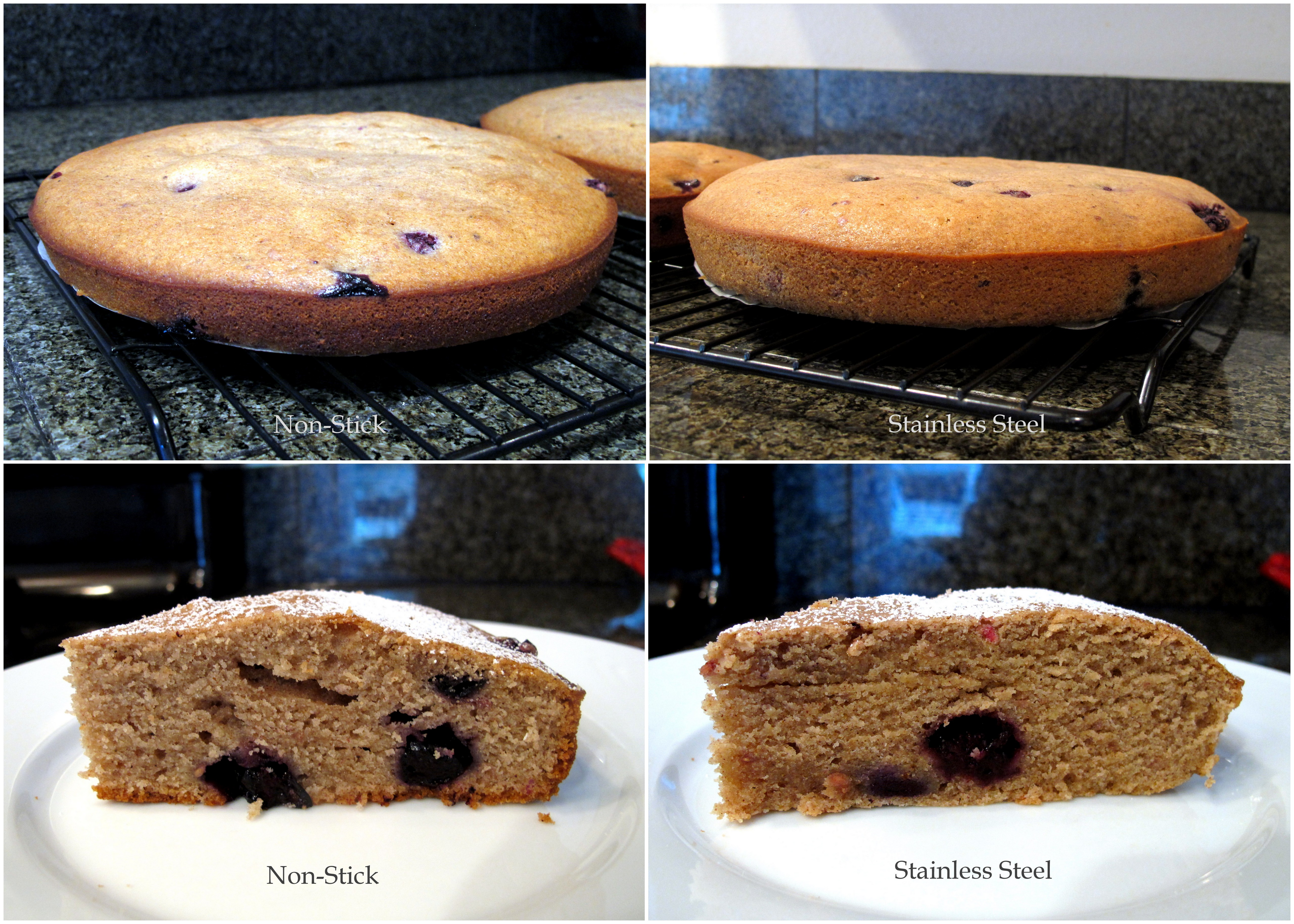 The Great Cake Tin Bake Off Stainless Steel Vs Non