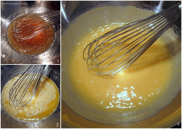 Maple Lemon Butter Double Boiler