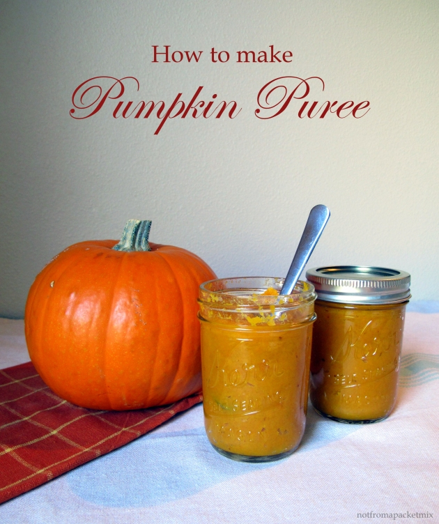 How to make homemade pumpkin puree - low FODMAP, fructose friendly, gluten free, healthy