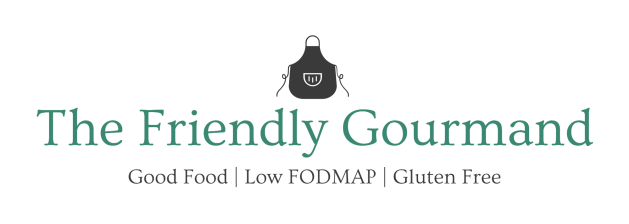 The Friendly Gourmand - logo